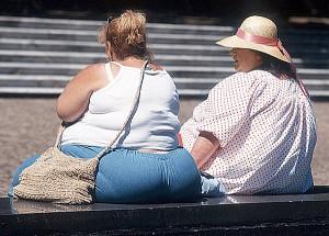 Типы ожирение
