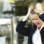 Состояние стресса