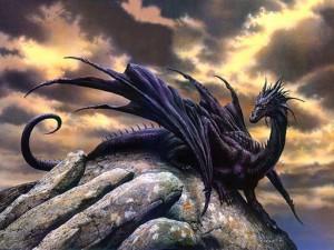 Год черного дракона