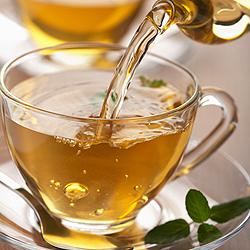 Продукты способствующие похудению. Зеленый чай.