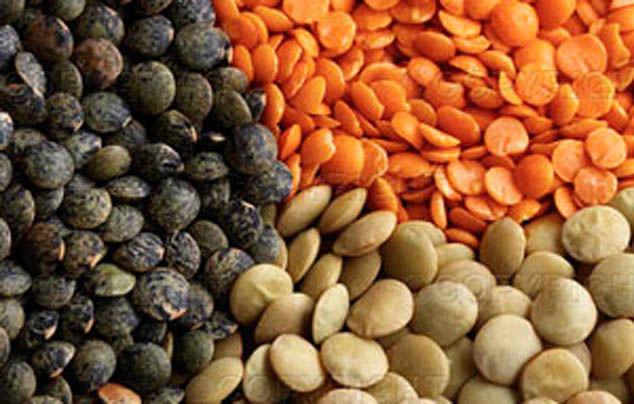 продукты способствующие похудению для 2 группы крови