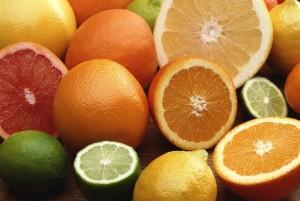 Продукты способствующие похудению. Цитрусовые