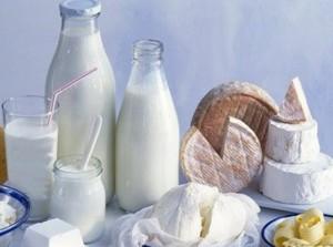 Молочные продукты способствующие похудению.