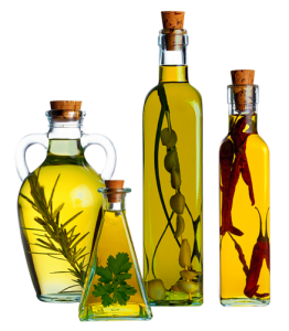 Продукты способствующие похудению. Растительное масло