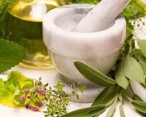 Лечение фитотерапией
