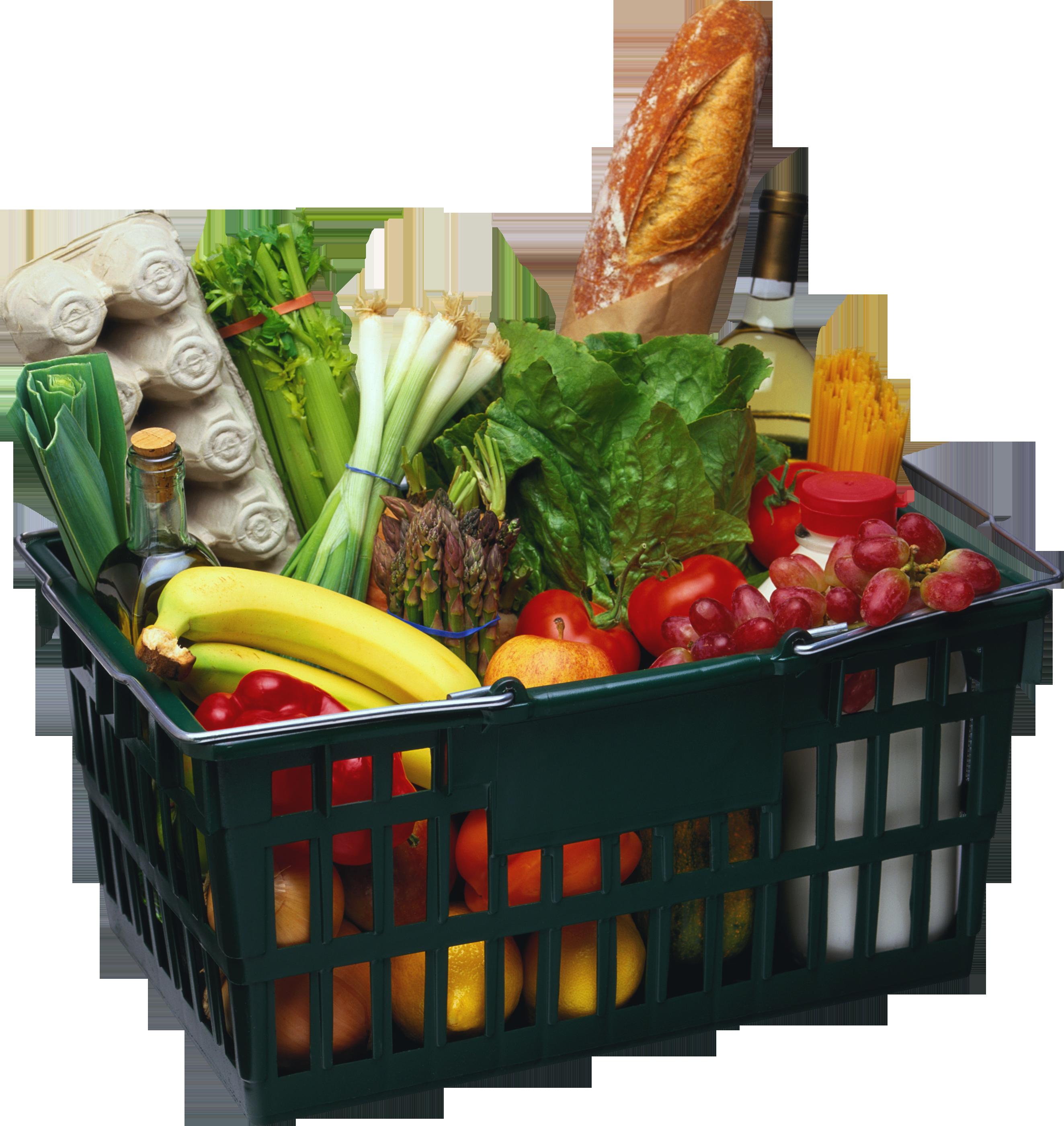 какие продукты покупать для правильного питания