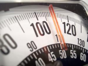Использование весов при снижении веса