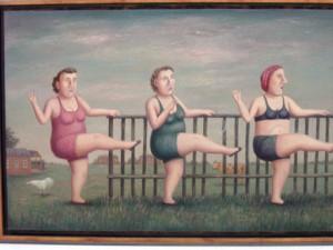 Применим талант и изобретательность для снижения веса.